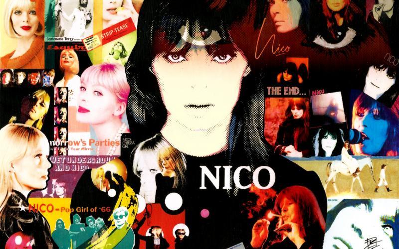 Nico: Musa oscura del alma