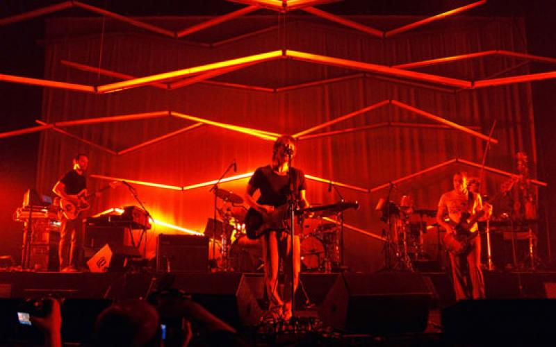 Atoms for Peace, el supergrupo