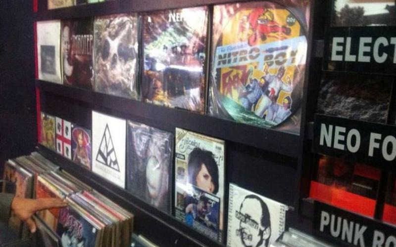 Día de las tiendas de discos