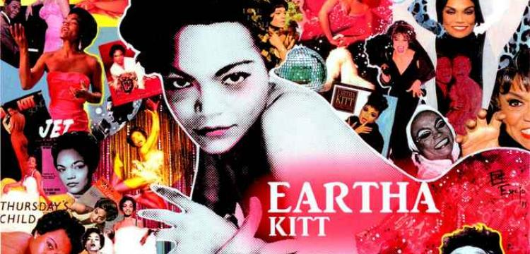 Eartha Kitt, «material catwoman»