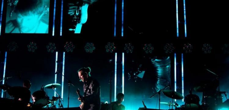 Radiohead Optimus 2012